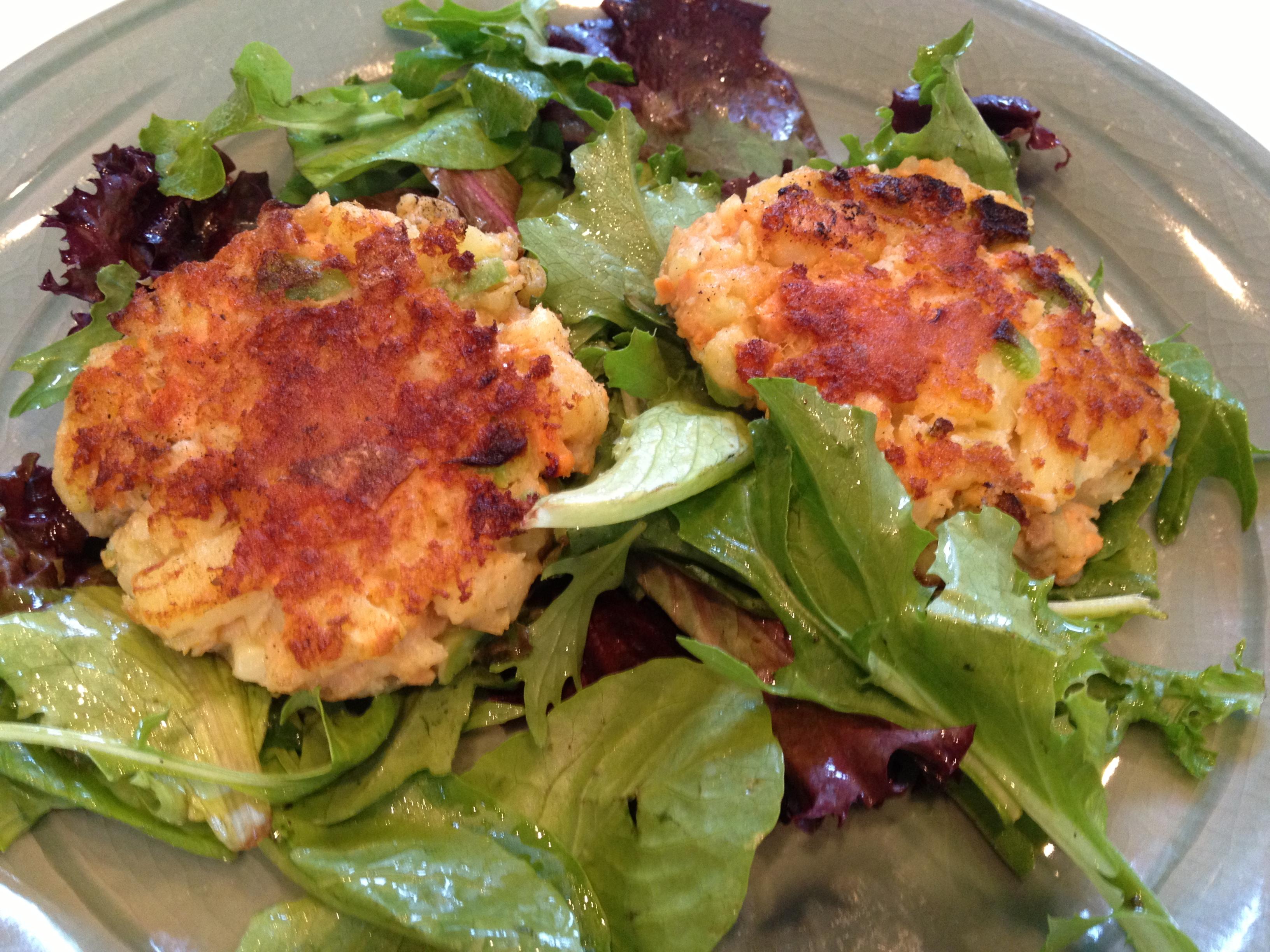 Potato-Salmon Croquettes - CookingCoOp.com