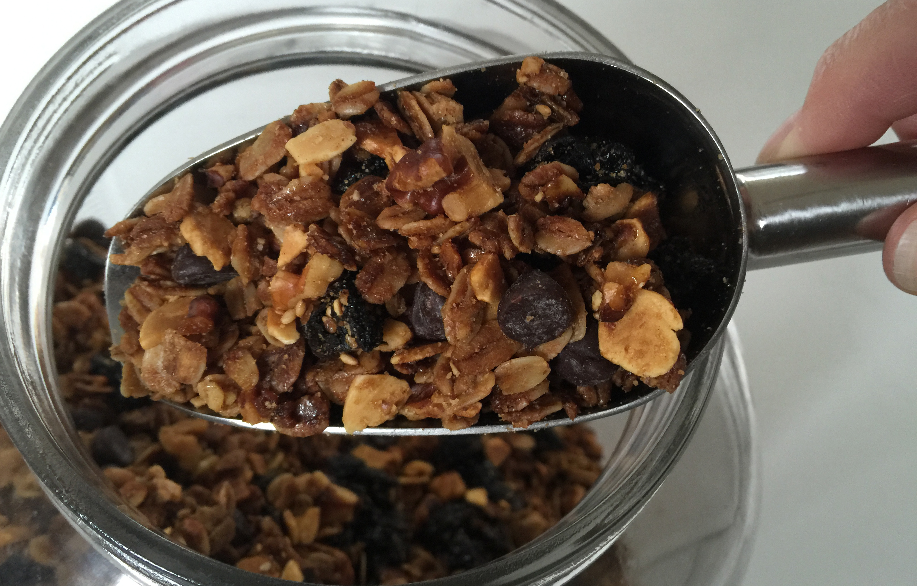Cherry Chocolate Granola - CookingCoOp.com