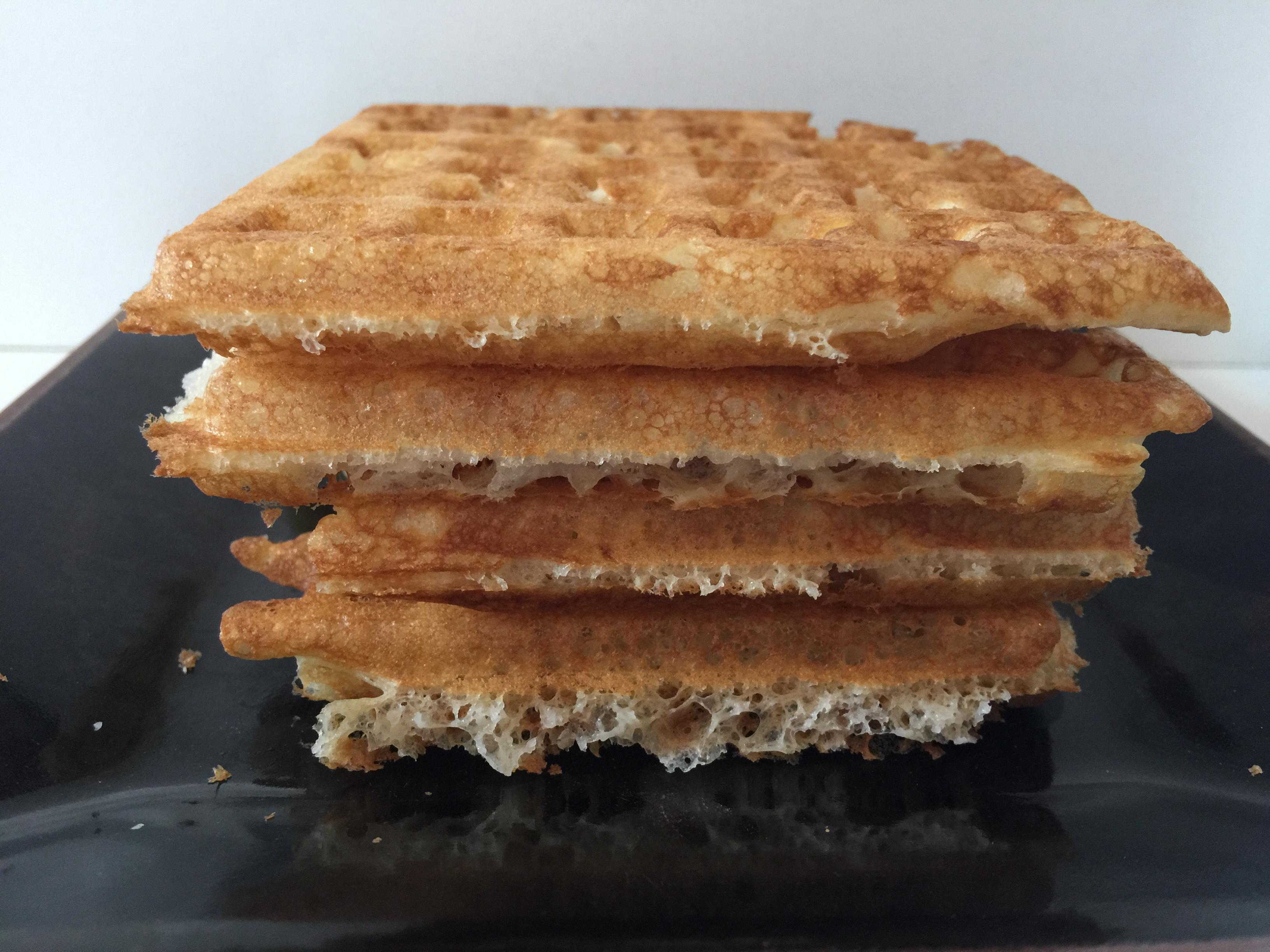 Raised Waffles - CookingCoOp.com