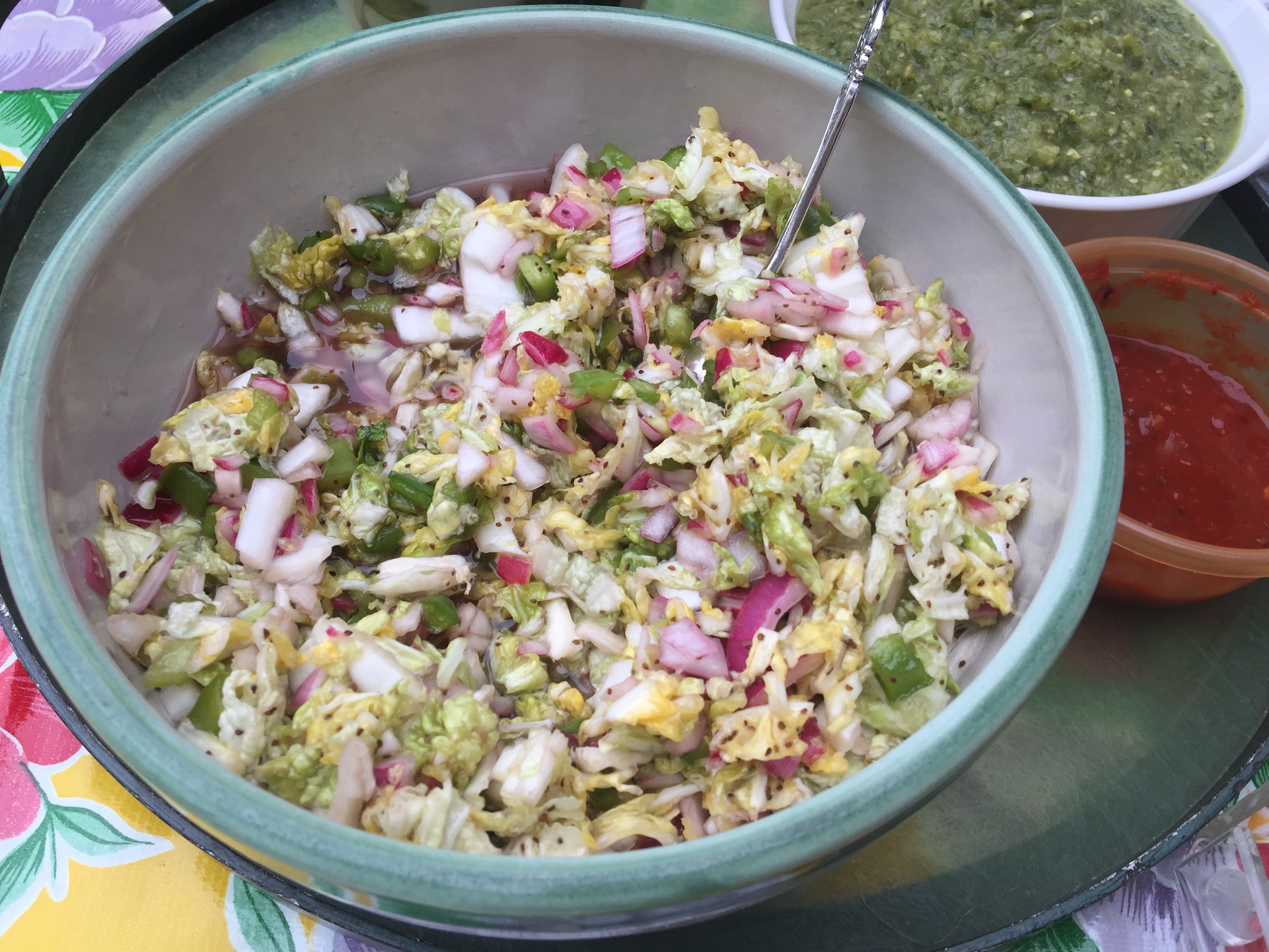 Huber Family Farm Always There Cole Slaw - CookingCoOp.com