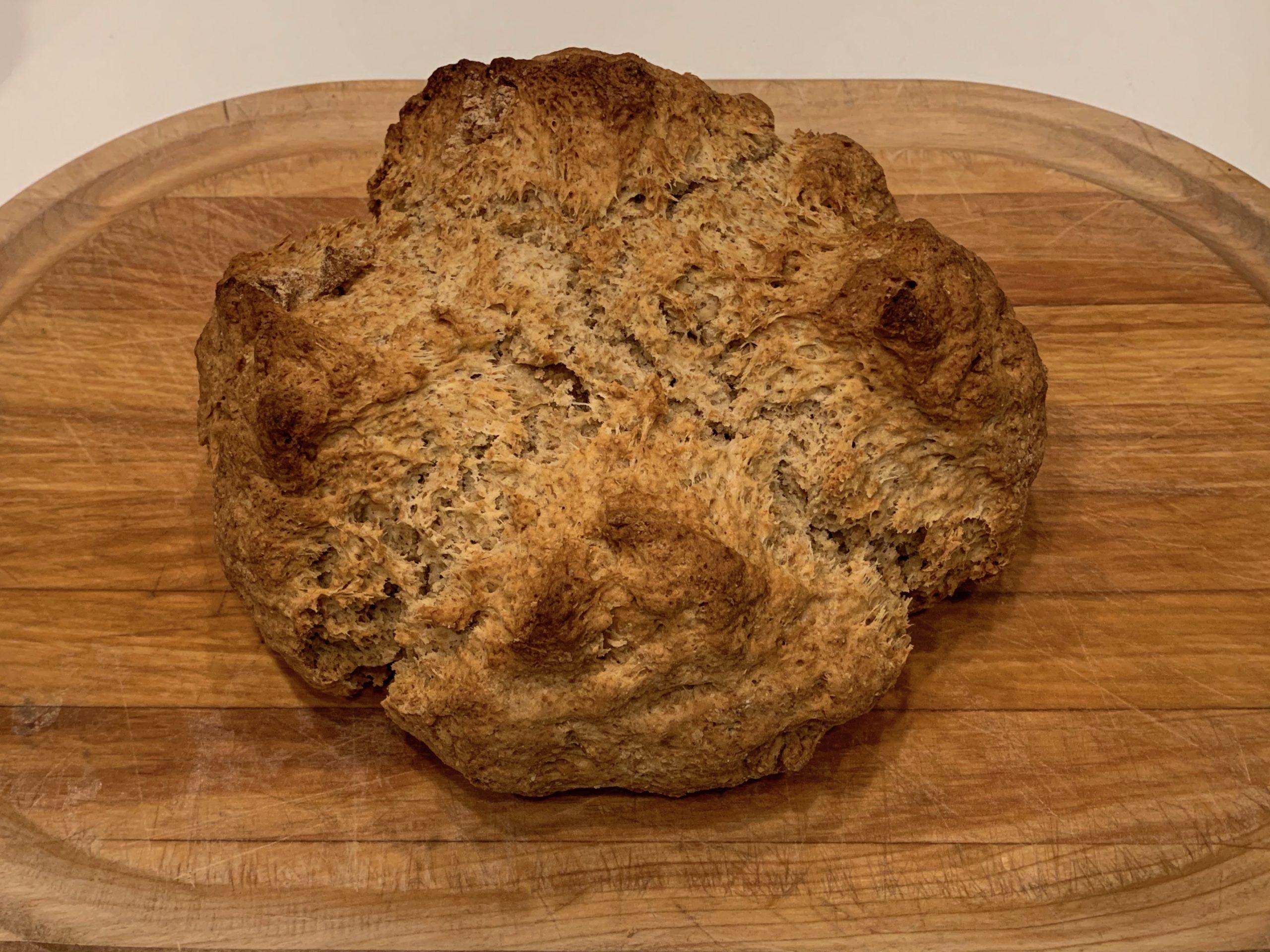Irish Buttermilk Soda Bread - CookingCoOp.com