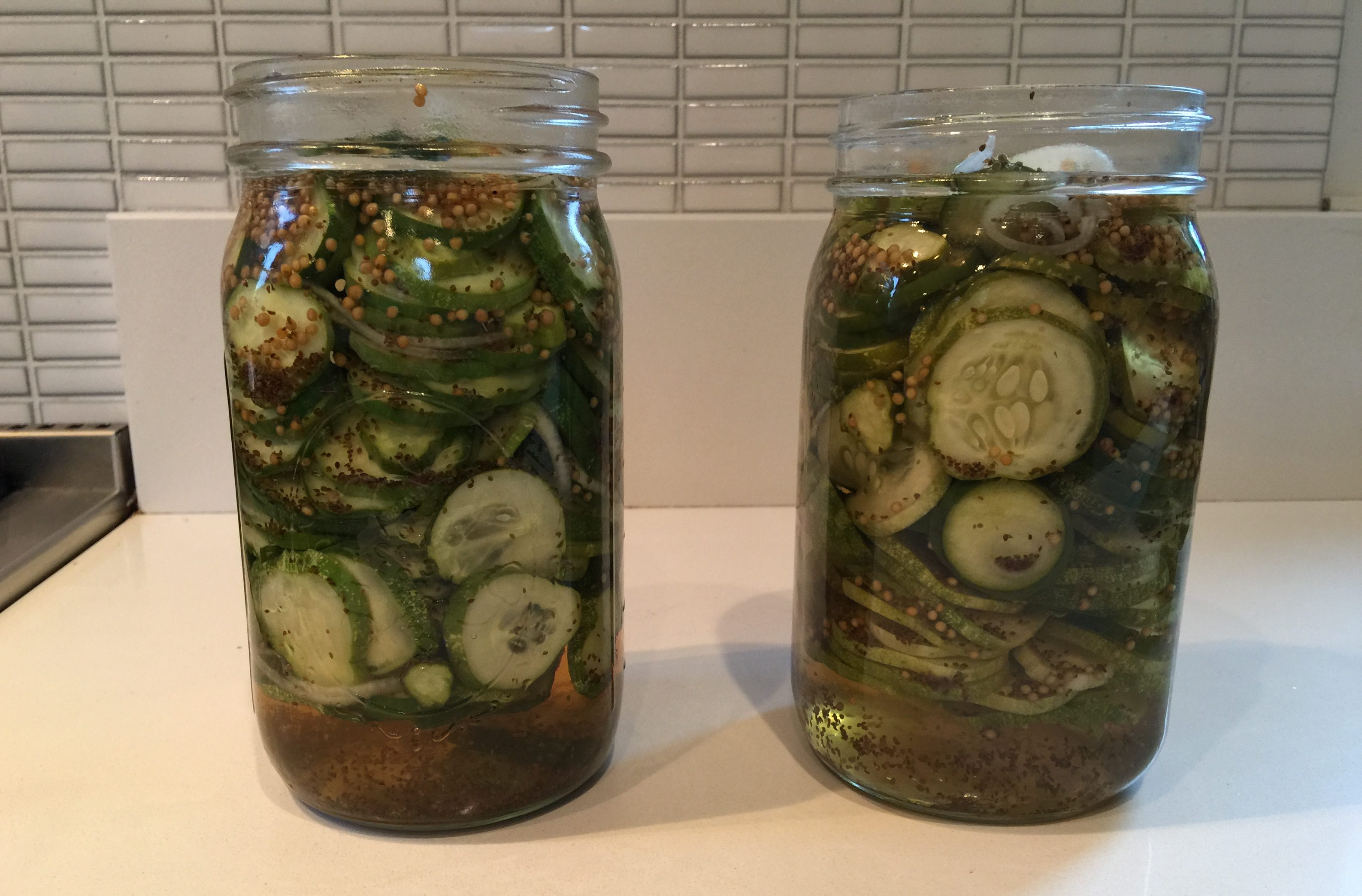 Quick Pickles - CookingCoOp.com