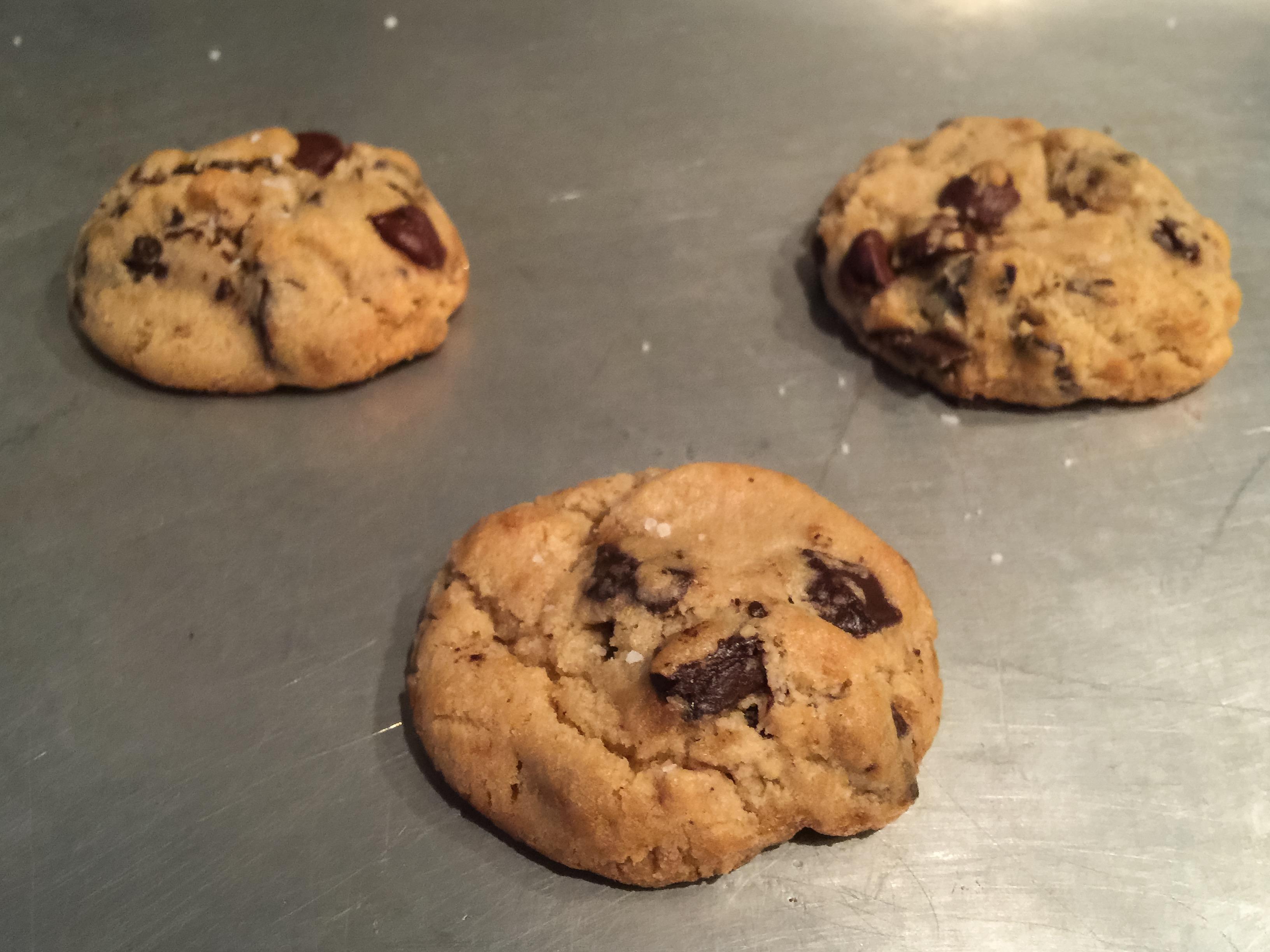 Jacques Torres Chocolate Chip Cookies - CookingCoOp.com