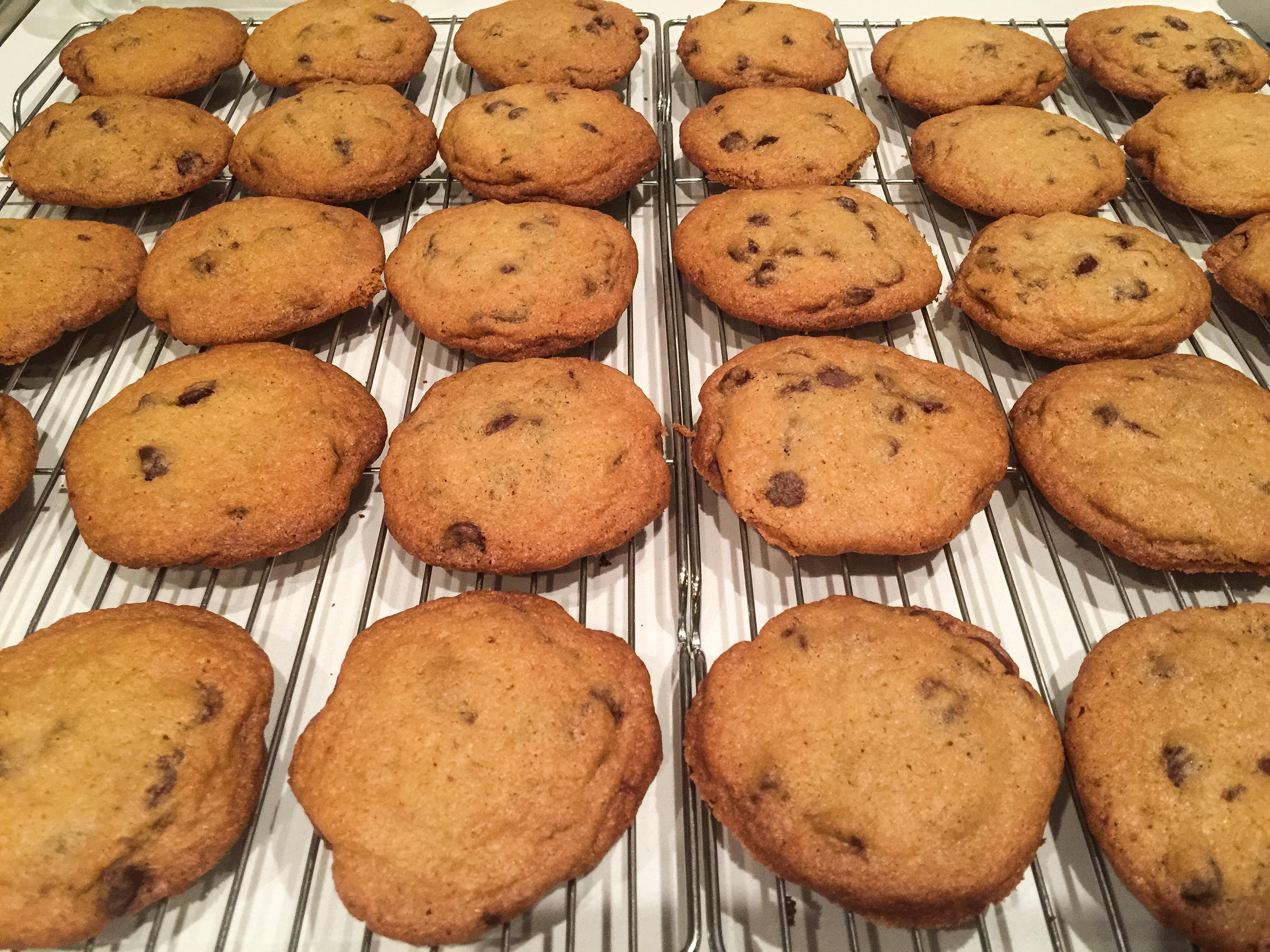 Nestle Chocolate Chip Cookies - CookingCoOp.com