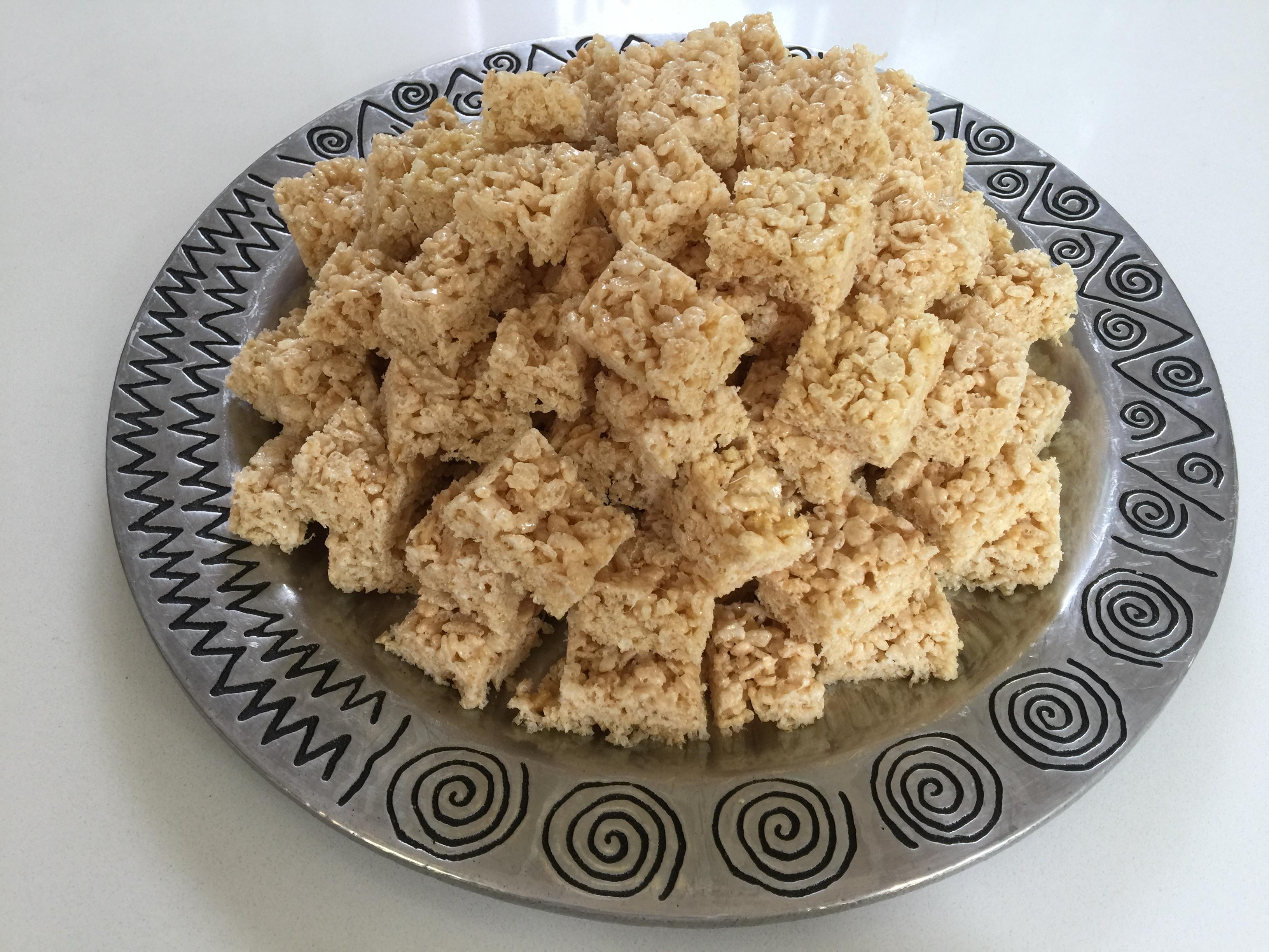 Rice Crispy Treats - CookingCoOp.com