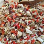 Rice and Chicken Salad