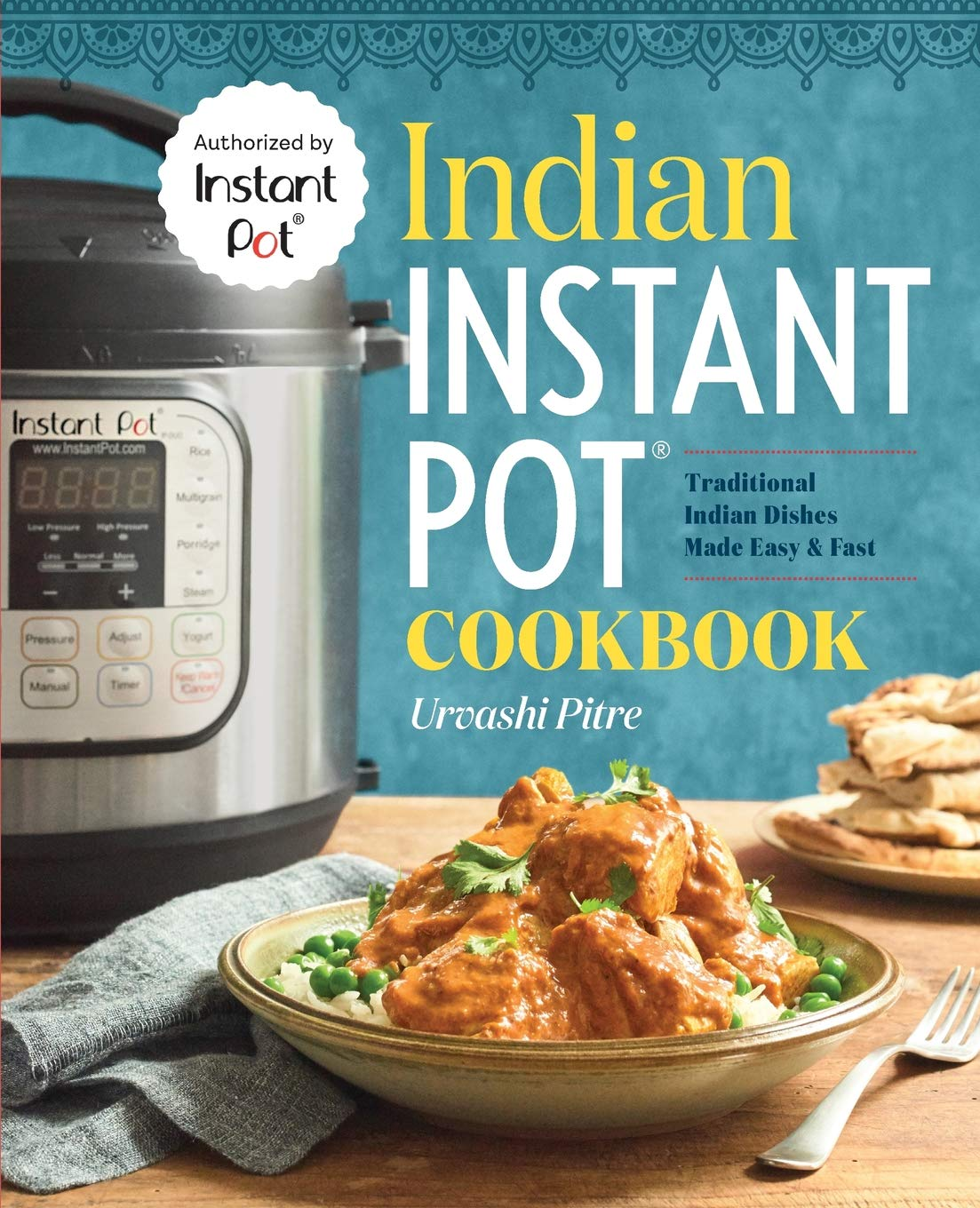 Indian Instant Pot - CookingCoOp.com